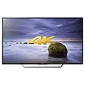 Sony KD65XD7505BU Smart 4K Ultra HD HDR 65 Inch LED TV with Freeview HD