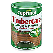 Cuprinol Timbercare Wood Green 5L