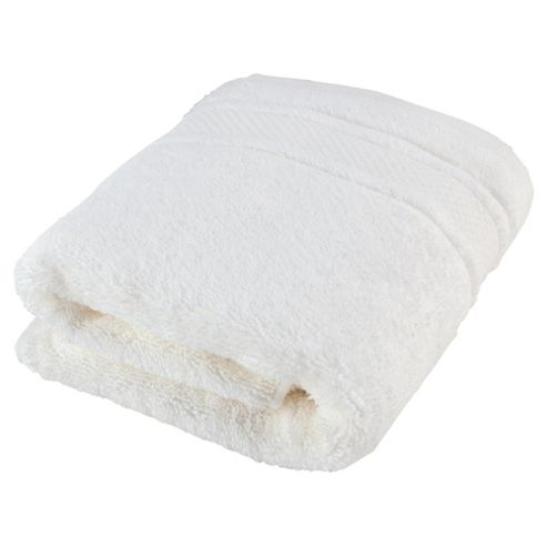 Finest Pima Cotton Hand Towel - White