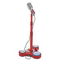 ELC Sing Along Star Microphone - Red