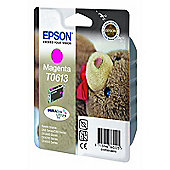 Epson T0613 printer ink cartridge - Magenta
