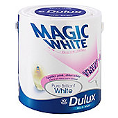 Dulux Magic White Matt PBW 2.5L