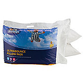 Silentnight Ultrabounce Pillows, 2 Pack