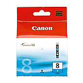 Canon CLI-8 Printer Ink Cartridge Cyan