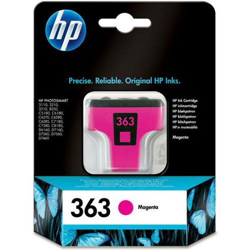 HP 363 Magenta Original Ink Cartridge