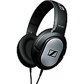 Sennheiser HD201 Closed Dynamic Stereo headphones - Black