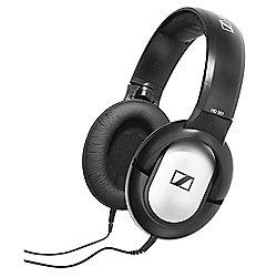 Sennheiser HD201 Closed Back Over-Ear Headphones - Black