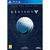 Destiny Limited Edition- PS4