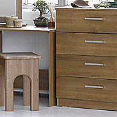 Alto Furniture Visualise Alive Four Drawer Chest