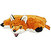 Cozy Time Pillow Pocket Pal Fox