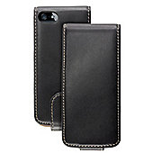 Case it Executive Leather Case for Apple iPhone 5 - Black