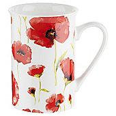 Poppy Fine China mug