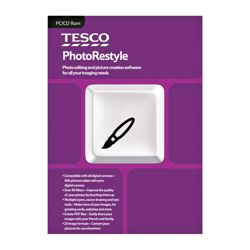 Tesco Photo Restyle Software