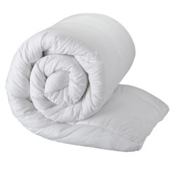 Fogarty Hollowfibre Duo King Size Duvet, 13.5 Tog