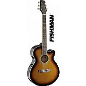 Stagg Electro Acoustic - Brown Sunburst