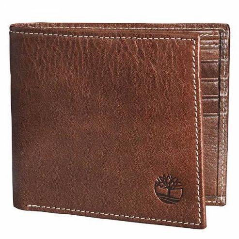 Timberland Sherington Bifold Mens Wallet Brown