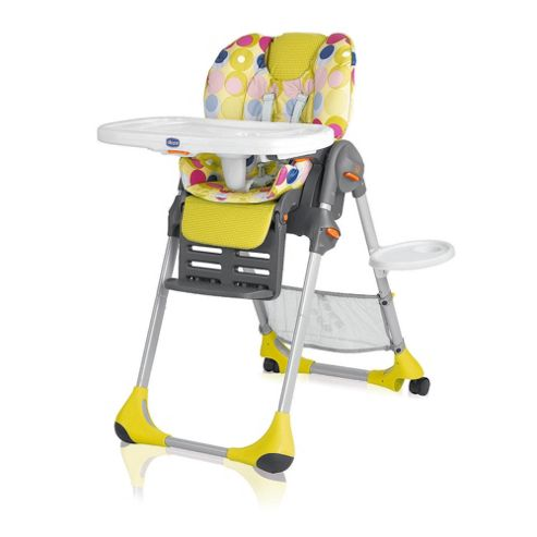Chicco Polly Seventy Highchair