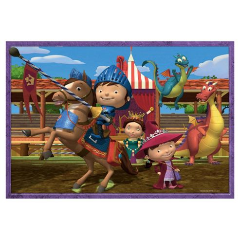 Mike The Knight 35 Piece Jigsaw