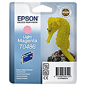 Epson T0486 printer ink cartridge - Magenta