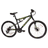 "Muddyfox Livewire 26"" Dual Suspension Mountain Bike"