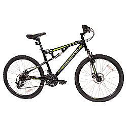 "Muddyfox Livewire 26"" Dual Suspension Mountain Bike"