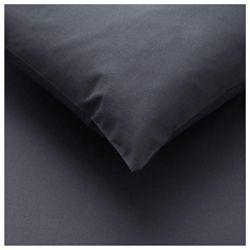 Tesco Single Fitted Single Sheet, Black