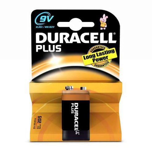 Duracell MN1604 9 V Alkaline Battery