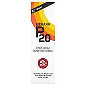 P20 Spf50 Sun Filter 100Ml