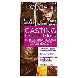 L'Oreal Paris Casting Crème Gloss603 Choc Caramel