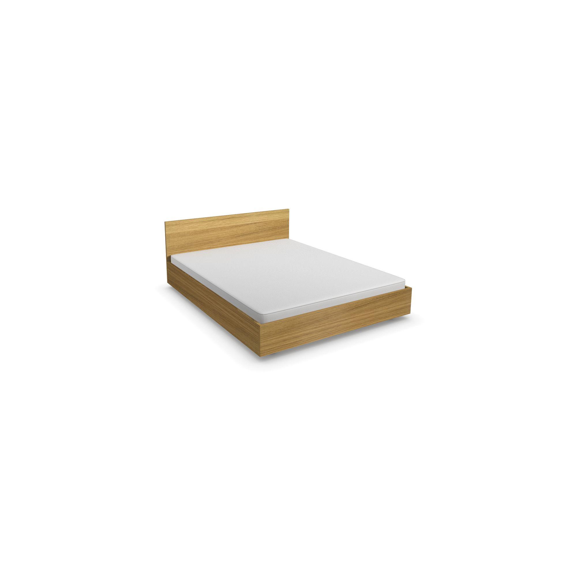 Urbane Designs Hadlee Bed Frame - King - Oak at Tescos Direct