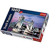 Trefl Tower Bridge Jigsaw Puzzle - 1000 Pieces