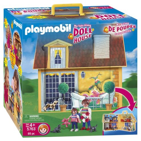 Playmobil Take Along House Playmobil Take Along