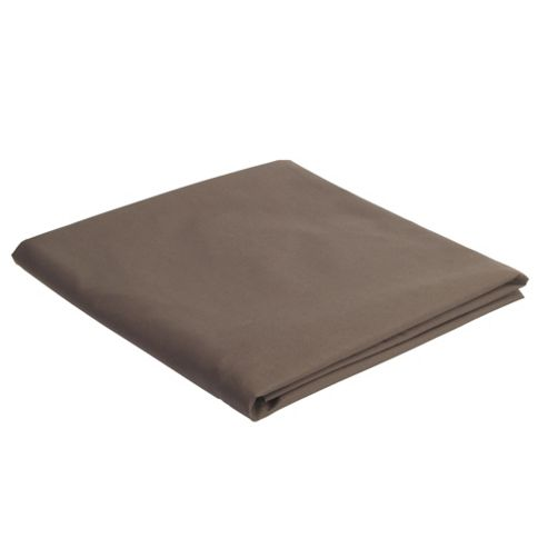 Tesco Single Fitted Sheet, Dk Natural
