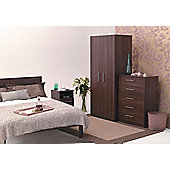 Bundle-94 Alto Furniture Mode Bedroom Collection (3 Pieces)