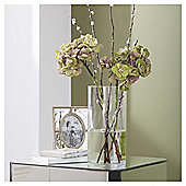 Tesco Glass Cylinder Vase