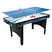 Mightymast Typhoon 2-in-1 Air Hockey / Table Tennis Game