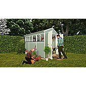 BillyOh 5000 10 x 6 Tongue & Groove Apex Shed