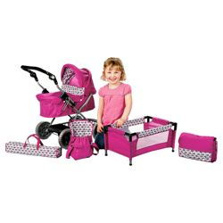 Mamas & Papas Giovanne Dolls Pram Set