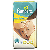 Pampers New Baby Size 1 Essential Pack - 45 nappies