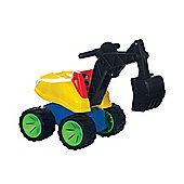 Gowi Toys 560-06 Giant Ride on Digger