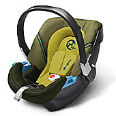 Cybex Aton 2 Car Seat (Graffiti Green)