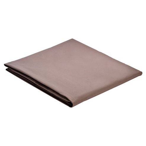 Tesco King Size Fitted Sheet, Dk Natural