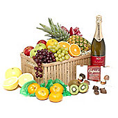 fruit, fizz and chocolates (large) (FB23)