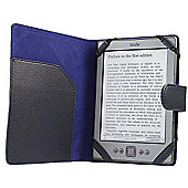 iTALKonline PadWear Executive Wallet Case Blue - For Amazon Kindle 4