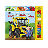 ELC Farm Hullaballoo Big Noisy Book