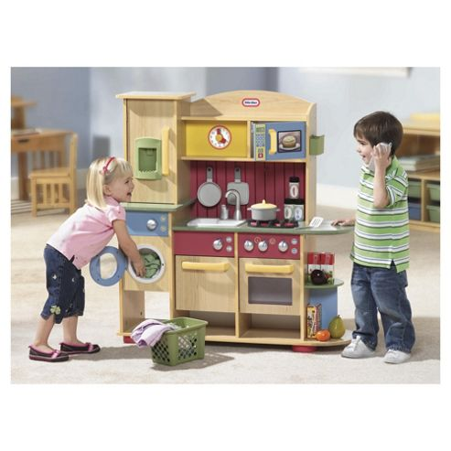 Buy Little Tikes Premium Wooden Kitchen from our Cooking