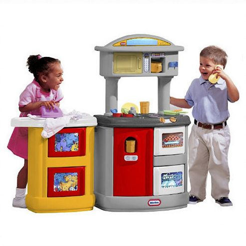 Little Tikes Kitchen & Laundry Centre