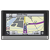 "Garmin nuvi 2597LM Sat Nav, 5"" LCD Touch Screen with European Maps"