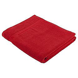 Pure Cotton Bath Sheet Cherry