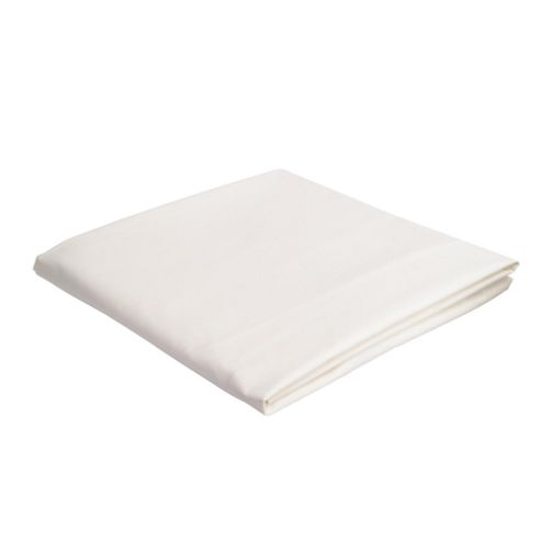 Tesco King Size Fitted Sheet, Cream